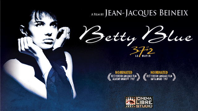 Betty Blue directed by Jean-Jacques Bieniex