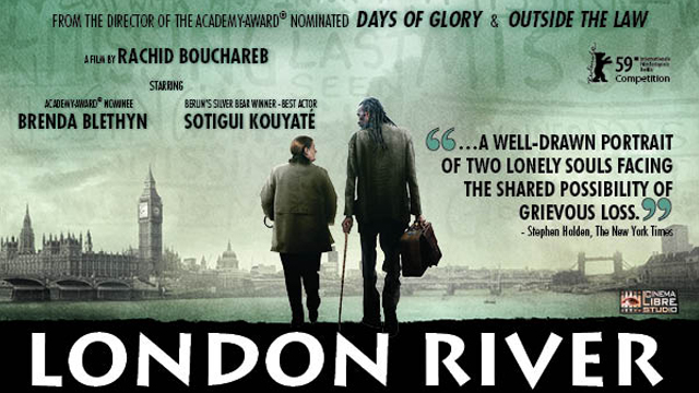 London River directed by Rachid Bouchareb