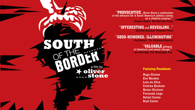 South of the Border directed by Oliver Stone